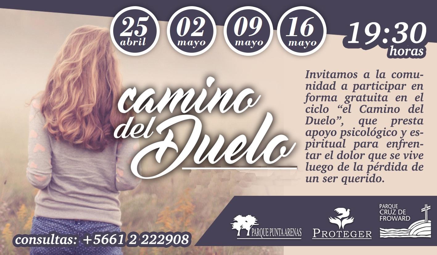 """Ciclo """"Camino del Duelo"""""""